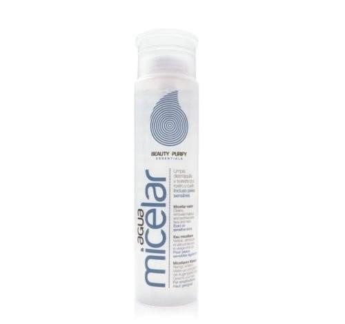 Mizellenwasser Reinigung und Entfernung von wasserfestem Make-up für empfindliche Haut +Aloe Vera +R