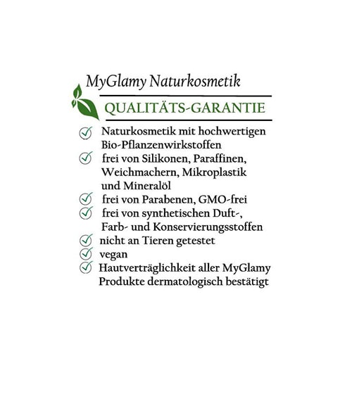 myglamy-naturkosmetik-Qualitäts-Garantie