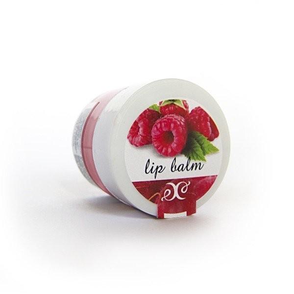 30 ml Luxus Volumen Lip Balm Lippenbalsam mit Himbeere 100% NATURPRODUKT