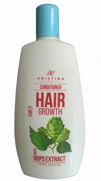 Haarwuchs-Conditioner mit Hopfenextrakt
