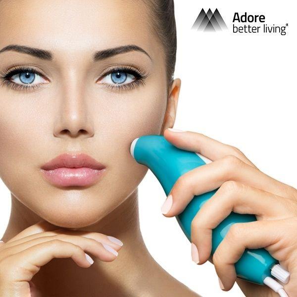 OxyCare Pro Anti-Aging Kosmetische Gesichtsbehandlung Faltenbügeleisen Sauerstoff 10 JAHRE JÜNGER