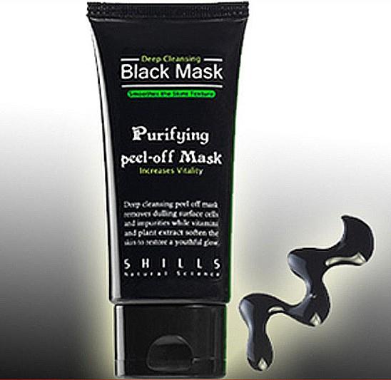 LUXUS Black Head Gesichtsmaske NASENMASKE Reinigung Mitesser Anti Aging NEU-Copy
