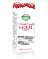 MyGlamy 30 ml Luxus Anti-Age-SERUM Himalaya-Goji-Beeren Schlangengift Superfood-Essence Bio NATUR