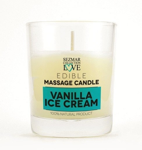 Myglamy Massage Candle Vanilla 100 ml