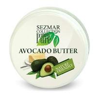REINE AVOKADO-Butter 100% Natur Creme AVOCADO BODY-Butter ohne Zusätze 250 ml vegan trockene Haut